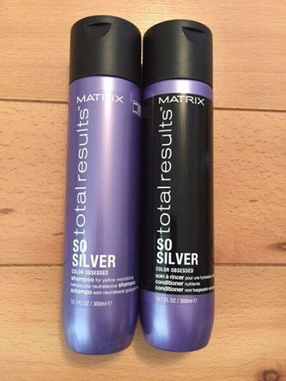 Total Results So Silver Conditionneur 300ml